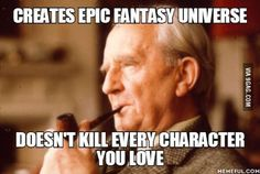 Good Guy Tolkien. Thank you!