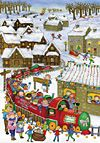 Christmas Advent Coundown Calendars | Vermont Christmas Co. | VT Holiday Gifts