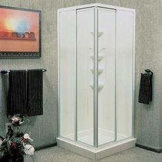 $389 kit  32 in. x 32 in. x 70-3/4 in. Standard Fit Corner Shower Kit-401060 - The Home Depot