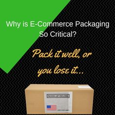 Why is E-Commerce Packaging🛒 So Critical ❓ @ https://www.packagingsuppliesbymail.com/blog/why-is-e-commerce-packaging-so-critical/ #LaborDay #LaborDayWeekend #Sale #FreeShipping #Coupon #Discount #Onlineshopping #Onlinecoupons #Packaging #Shipping #Industrial #Medical #Coupon #LaborOnLaborDay