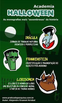 [Humor] Academia Halloween