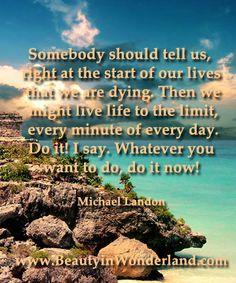 RIP Michael Landon
