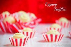 Eggnog Truffles Recipe