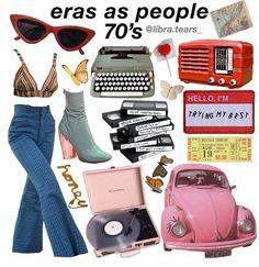 70s Aesthetic, Aesthetic Fashion, Aesthetic Clothes, 70s Outfits, Vintage Outfits, Cool Outfits, Fashion Outfits, 70s Inspired Fashion, 70s Fashion