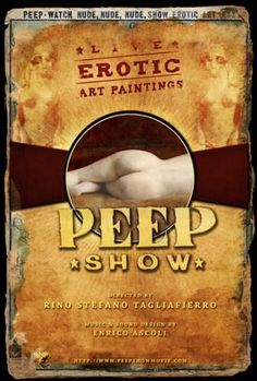 Watch PEEP SHOW - dir. Rino Stefano Tagliafierro Online   Vimeo On Demand on Vimeo