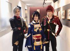 Touken Ranbu, Samurai, Captain Hat, Punk, Movies, Stage Play, Bloodborne, Twitter, Anime