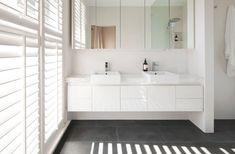 Modern Bathrooms - Contemporary Designs - Home Interiors
