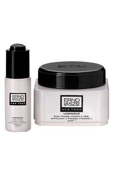Erno Laszlo 'Luminous' Vitamin C Peel is a great peel that isn't too strong and yet polishing