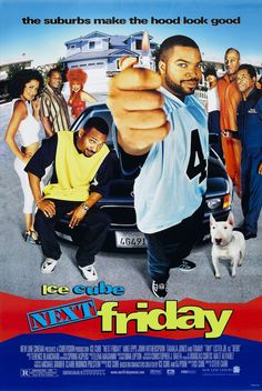 Next Friday , starring Ice Cube, Mike Epps, Justin Pierce, John Witherspoon. Uncle Elroy and Day Day owe money on taxes so Craig finds a way to steal from the next door neighbors to pay off the taxes so Uncle Elroy's house doesn't get put up for auction. #Comedy