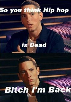 Eminem Eminem Funny, Eminem Memes, Eminem Rap, Eminem Quotes, Eminem Slim Shady, Best Doctors, Rap God, Hip Hop Rap, Joker And Harley Quinn