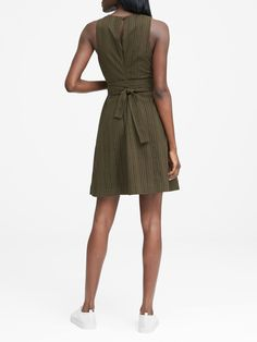 product Banana Republic, Crew Neck, Summer Dresses, Cotton, Shopping, Style, Fashion, Swag, Moda