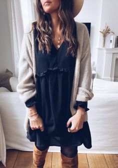 Cute Casual Outfits, Classic Outfits, Boho Outfits, Casual Chic, Boho Fashion Winter, Look Fashion, American Girl, Look Boho, Mein Style