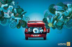 Renault Logan 2006 | Art and Blog
