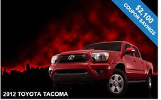 Exclusive coupon savings on this 2012 Toyota Tacoma!! Hurry and save!! Visit us at www.njcarcoupon.com for more great deals!!