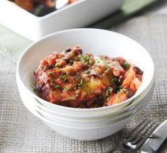 Chilli Bean & Potato Bake - HFG