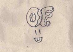 Tyler The Creator Sketch Earl Sweatshirt Domo Autographed Signed Proof COA