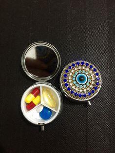 Porta comprimido by Adritrannin olho grego