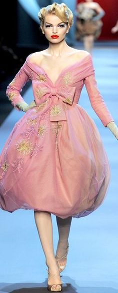 Christian Dior S/S 2011, Couture