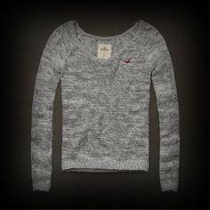 ホリスター レディース ニット Hollister Balboa Island Sweater セーター-アバクロ 通販 ショップ #ITShop