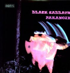 PARANOID VINYL LP[NEL6003] 1970 G/F REISSUE ~ BLACK SABBATH, http://www.amazon.co.uk/dp/B009YJ23FS/ref=cm_sw_r_pi_dp_XZF.rb0BFQWQ7
