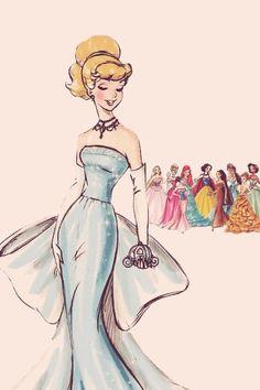 A teraz....Kopciuszek #Disney #Cinderella