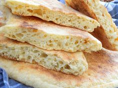 Receta pan acimo - Powered by My Recipes, Cooking Recipes, Favorite Recipes, Algerian Recipes, Algerian Food, Moroccan Kitchen, Ramadan Recipes, Recipe Mix, Easy Bread