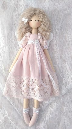 Kids Battery Operated Princess Dolls Toys for Girls Dancing Angel Girl  L♡