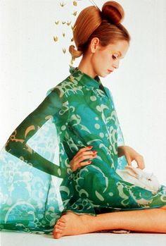 Twiggy     #sixties #vintage #fashion