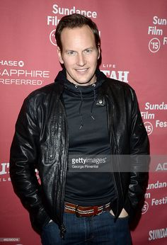 Actor Patrick Wilson attends the 'Zipper' premiere during the 2015 Sundance Film Festival on January 27, 2015 in Park City, Utah.