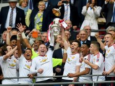 Wayne Rooney hoping FA Cup win can inspire Manchester United to more trophies