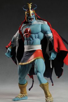 Mega-Sized Thundercats Mumm-Ra figure by Mezco