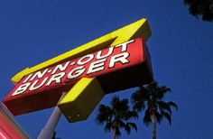 In-n-out burger.....Best place ever. Can't go out west without it being one of our first stops!!!