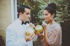 Tropical Holiday Wedding Ideas