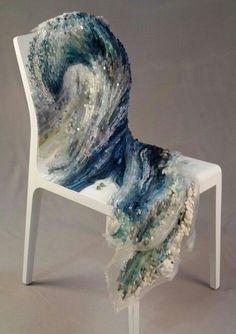 mia-tavonatii-mosaic Aqua Forte, created by Mia Tavonatti for the International Symposium for Contemporary Mosaics in Clauiano, Italy Stone Mosaic, Mosaic Glass, Mosaic Tiles, Mosaic Crafts, Mosaic Projects, Mosaic Designs, Mosaic Patterns, Mosaic Furniture, Mosaic Artwork