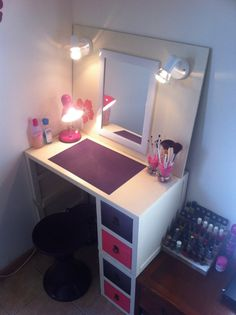 1000 images about ados fille on pinterest swag outfits for school and google - Coiffeuse chambre fille ...