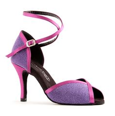 PD500 Fashion - Violet/Fuchsia Glitter