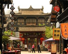 Chengdu China - Chengdu Sichuan