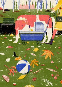 Lisk Feng | 插畫生活 Illustration Today