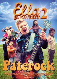 Ella ja kaverit 2 - Paterock DVD 14,95 €