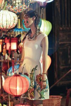 Hwang Seon for Vogue July`15