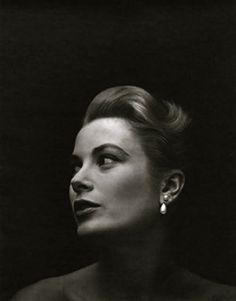 Grace Kelly, portrait shoot