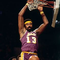Wilt Chamberlain AKA: The Stilt