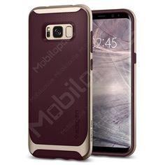Kryt na Samsung Galaxy Spigen Neo Hybrid černo vínový Galaxy S8, Galaxy Phone, Samsung Galaxy, Phone Cases, Phone Case