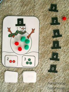 Educació i les TIC: Matemàtiques nadalenques, la combinació perfecte!
