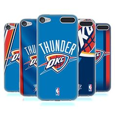 Official NBA Oklahoma City Thunder Soft Gel Case for Apple iPod Touch 6G 6th Gen  https://allstarsportsfan.com/product/official-nba-oklahoma-city-thunder-soft-gel-case-for-apple-ipod-touch-6g-6th-gen/  Official NBA product Stylish, scratch resistant, high resolution printed graphics Durable soft gel material provides lightweight, cushioned protection from impact, scratches, and dust