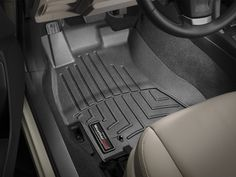 2015 Subaru Forester | WeatherTech FloorLiner custom fit car floor protection from mud, water, sand and salt. | WeatherTech.com