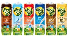 Vive Soy launches in UK Tesco stores in January 2013 supported by an extensive marketing campaign. Potential Beverage Innovation Awards winner at Drinktec?