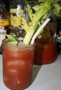 Deep South Dish: Weekend Cocktails - Classic Bloody Mary