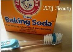 Baking Soda: An old-time favorite, baking soda has many purposes, including tooth whitening. Most dentists agree that it's safe to use and works fairly quickly. You can use it alone on a damp toothbrush or mix it with toothpaste to help neutralize the salty taste.