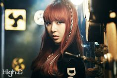 SONAMOO High.D (Kim Do Hee) Birthdate: 21.12.1996